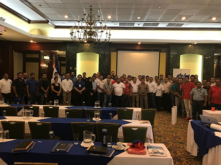 25 II FIJM 2018 - Managua