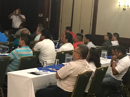 31 II FIJM 2018 - Managua