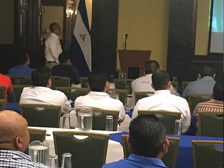 35 II FIJM 2018 - Managua